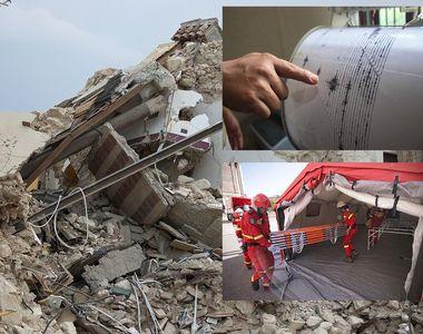 Un nou cutremur în zona seismică Vrancea! Este al treilea cutremur în decurs de câteva ore