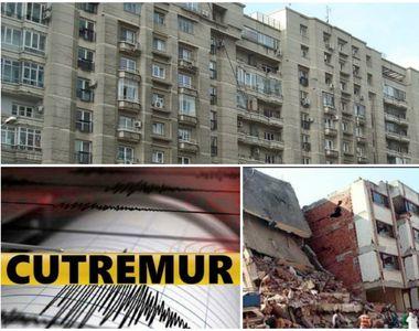 Care ar putea fi cele mai afectate zone din Capitală în cazul unui cutremur major!