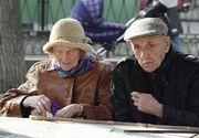 Bătrânii din România, condamnaţi la sărăcie! Pensia medie în luna septembrie a fost de 1.180 lei