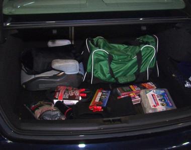 Ce e bine să avem în maşină, în cazul unui cutremur major