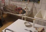 Situaţie catastrofală într-un spital din Craiova! Mamele au ajuns să fugă cu copiii din spital de frica insectelor