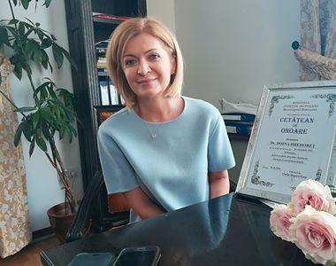 Singura femeie din Europa de Est care face transplant hepatic, chirurgul român Doina...