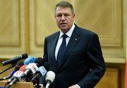 Klaus Iohannis, prins pe nepregătite! Ce a declarat preşedintele României despre pesta porcină