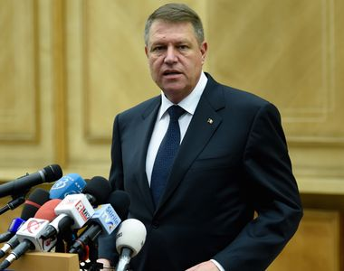 Klaus Iohannis, prins pe nepregătite! Ce a declarat preşedintele României despre pesta...