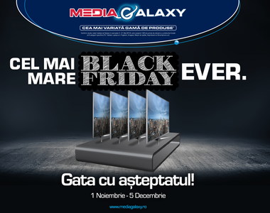 35 de zile de Black Friday