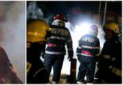 Incendiu devastator în Timişoara. 40 de oameni evacuaţi, un apartament a fost mistuit de flăcări
