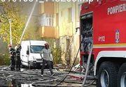 """El este pompierul-erou care a intervenit la explozia din Piatra Neamţ îmbrăcat în haine de casă: """"Şi-a făcut treaba ars tot pe faţă, în tricou şi izmene"""""""