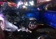 Accident cu patru victime în Vrancea! Evenimentul a fost provocat de un şofer în stare de ebrietate avansată
