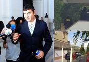 Noi imagini de la percheziţiile la locuinţa lui Cristi Borcea. Oamenii legii verifică documente