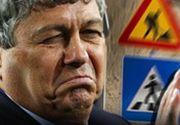 """Nu există reguli de circulaţie pentru Mircea Lucescu! Marele antrenor, """"învins"""" acum 6 ani de tramvai, merge în continuare pe sens interzis VIDEO"""