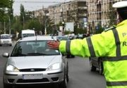 Amenzi uriaşe pentru un gest banal. ŞOFERI, uitati-vă repede la geamurile maşinilor. Poliţiştii nu vă iartă dacă vă prind AŞA în trafic