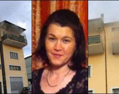 Mesaj dureros, după ce  Violeta, o tânără româncă, a fost arsă de vie în Italia:...