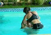 Exatlon 04 noiembrie. Scene fierbinţi la Exatlon! S-a încins atmosfera între Iulian şi Mădălina, în piscină! Ana de la Mexic o să turbeze!