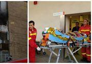 Tânărul ars în incendiul din Piatra Neamţ, infestat cu două bacterii în spitalul din Iaşi! Detalii tulburatoare ies la iveala
