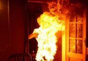 Caz şocant la Iaşi! Un bărbat şi-a incendiat iubita, după care a stins-o şi a sunat la 112