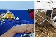 Un planor s-a prăbuşit în judeţul Argeş! Salvatorii intervin de urgenţă pentru a salva pilotul