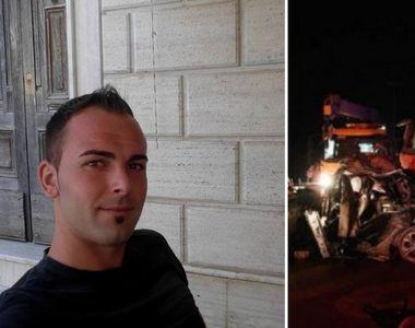 Accident cumplit în Sicilia, Italia! Un român de 28 de ani a murit, după ce a intrat cu...