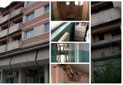 Imagini de groază au fost filmate în secţia de pneumologie a Spitalului de Urgenţă din Focşani! 70 de bolnavi stau în igrasie şi mucegai