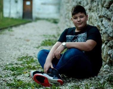 """Bogdan, poreclit """"Bursuc"""", un adolescent de 17 ani din Braşov, s-a împuşcat în cap cu..."""