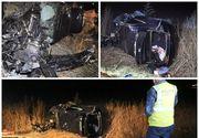 Accident teribil în Alba! Un şofer de 26 de ani a murit, după ce maşina în care se afla s-a ciocnit cu un TIR