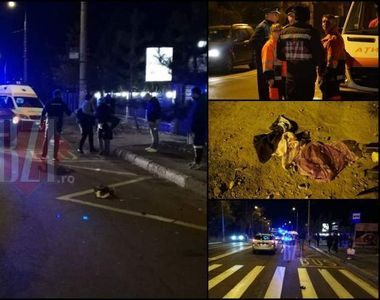 Două accidente grave au avut loc la doar câteva minute distanţă, în Iaşi. O femeie a...