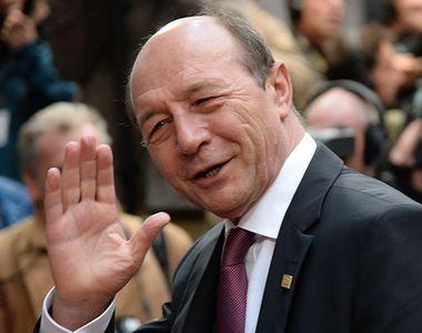Ultimă oră! Traian Băsescu, audiat ca martor la DNA