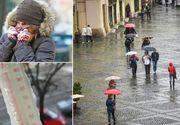 Iarna îşi arată deja colţii! Ce se întâmplă cu vremea din România în următoarea perioadă