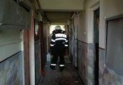 Explozie într-un bloc din Galaţi! Un apartament a sărit în aer în urma unei acumulări de gaze
