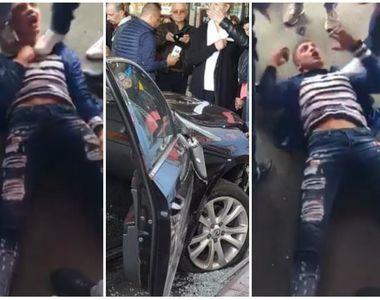 """Primele imagini cu autorul atentatului din Brăila! Ce a declarat tânărul! """"Ai să..."""