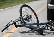 Accident cumplit în Vrancea! O femeie şi un adolescent aflaţi pe biciclete, răniţi grav de un autoturism condus de un cetăţean libanez