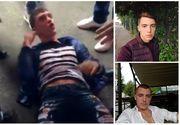 EL este tânărul care a semănat panică la mallul din Brăila! Marius are antecedente penale, fiind condamnat în trecut