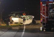 Familie de români, implicată într-un grav accident în Italia! În maşină se aflau şi doi copii