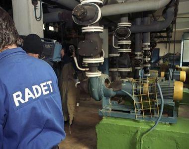 Un pericol pentru bucureşteni? Conductele RADET au o vechime de peste 40 de ani