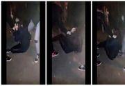 Elevă de 13 ani din Galaţi, umilită în stradă de două colege! Au lovit-o cu pumnii şi picioarele sub privirea trecătorilor! Imagini greu de privit! Detalii la Ştirile Kanal D de la ora 18:45!