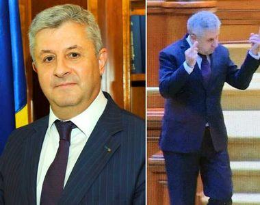 Scandalul MCV explodează! Florin Iordache, ieşire suburbană în Parlamentul României! A...