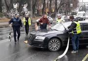 Accident şocant în Suceava! O mamă, spulberată pe trecerea de pietoni cu tot cu căruţul în care se afla copilul ei