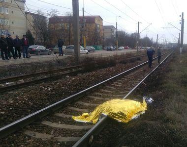 Tragedie la Constanţa! O femeie a fost călcată de tren la Valul lui Traian! Bătrâna...