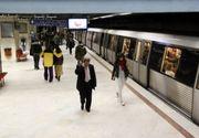 Grevă la metrou! Sindicaliştii urmează să oprească circulaţia trenurilor