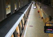 A fost grevă la metrou, dimineaţă! Sindicaliştii ameninţă cu o nouă grevă, luni, 19 noiembrie, între orele 4:00 şi 16:00