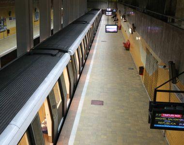 A fost grevă la metrou, dimineaţă! Sindicaliştii ameninţă cu o nouă grevă, luni, 19...