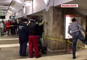 Cadavrul unui tânăr de 18 ani, descoperit la metrou Pantelimon. Ce au observat angajaţii Metrorex pe camerele de supraveghere este înspăimântător