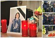 """Mama jandarmeriţei ucise la Suceva, devastată când a ajuns la locul accidentului. """"Puiu' mamii, cui mă laşi? Vorbeşte cu mine, mamă"""" - Imagini emoţionante"""