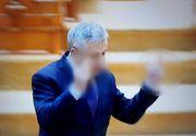 Florin Iordache plăteşte scump pentru gesturile obscene făcute în Parlament. Decizie de ultimă oră