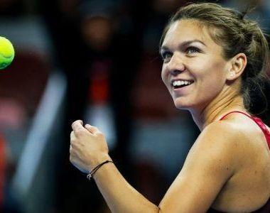 Simona Halep a intrat definitiv în istorie! Anunţul făcut astăzi de către WTA