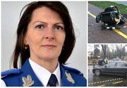 Jandarmeria Română, omagiu pentru Irina. Jandarmeriţa ucisă pe trecerea de pietoni din Suceava zâmbeşte din Cer. Ce s-a întâmplat azi