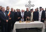 Ca la români! Drum de 40 de kilometri care face legătura între Maramureş şi Bistriţa, inaugurat de autorităţi cu lăutari