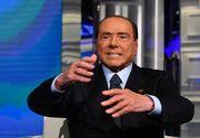 Silvio Berlusconi pus sub acuzare, din nou, pentru dare de mită într-un caz de prostituţie