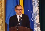 Doliu în diplomaţia românească! A murit fostul ambasador Mihnea Constantinescu