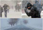 Un val siberian loveşte România! Meteorologii vin cu veşti proaste pentru zilele următoare