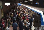 Greva de la metrou, ilegală. Tribunalul Bucureşti a anulat-o